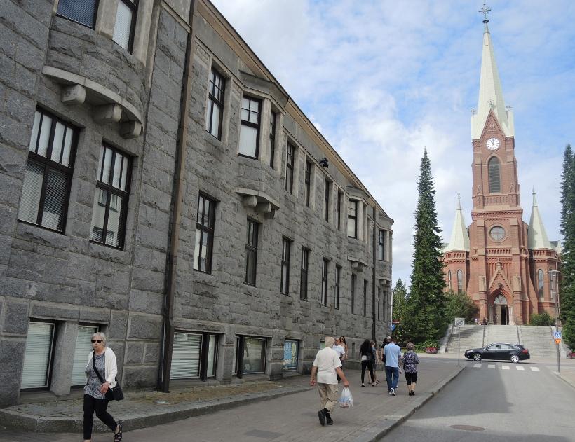 Mikkelin kaupunki kadut
